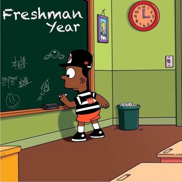 10k.Caash - Freshman Year