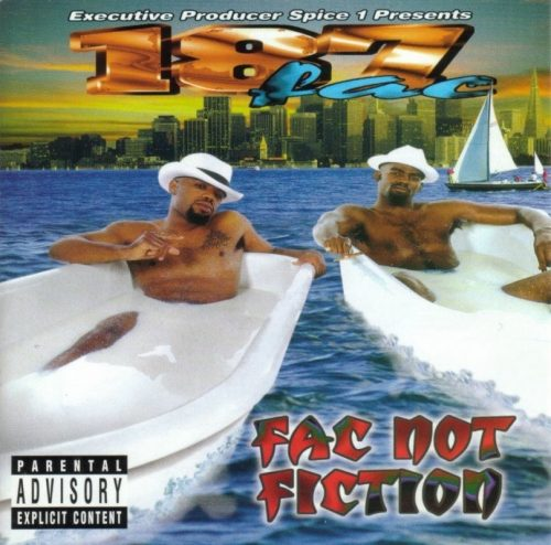 187 Fac Fac Not Fiction Front