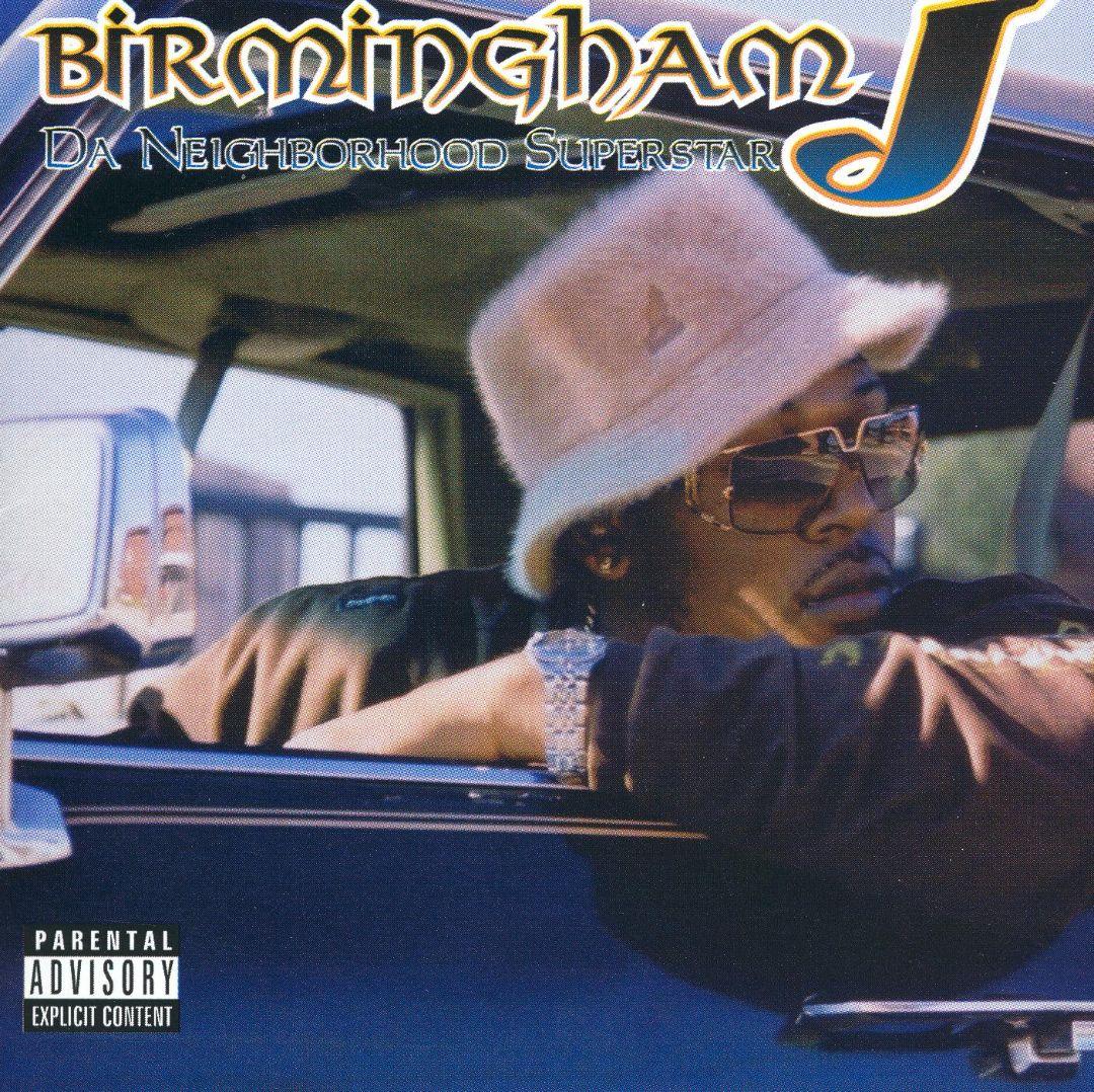 Birmingham J Da Neighborhood Superstar