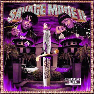 21 Savage & Metro Boomin - Savage Mode II [Chopped Not Slopped]