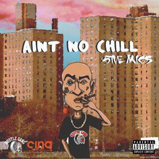 5ive Mics - Aint No Chill (LP Explicit)