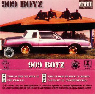 909 Boyz 909 Boyz