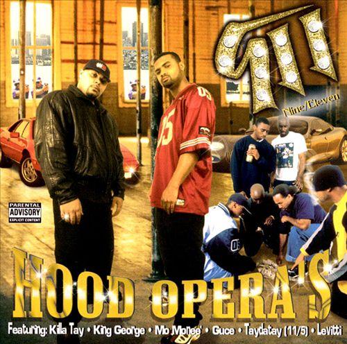 911 - Hood Opera's (Front)
