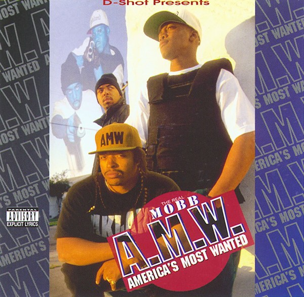 A.M.W. - The Real Mobb (Front)