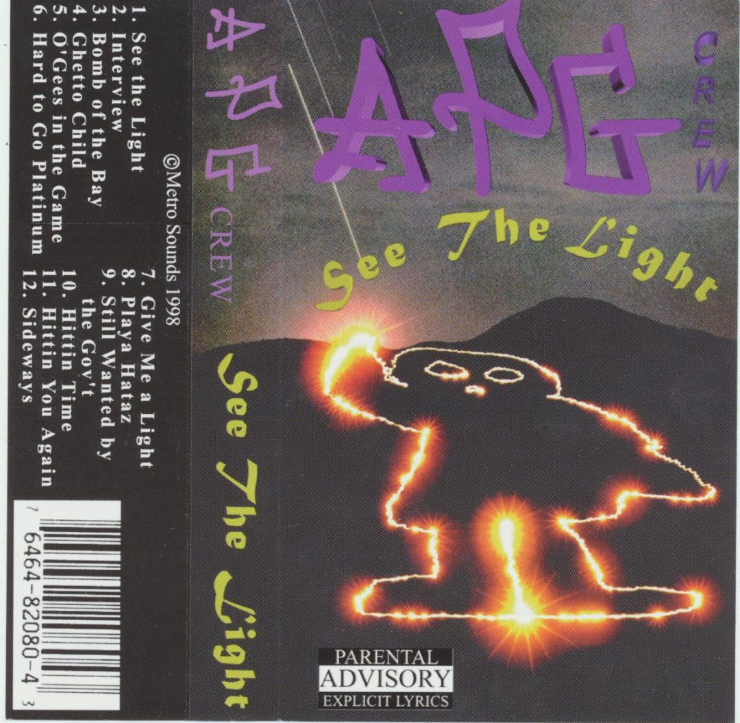 A.P.G. Crew - See The Light (Outlay)