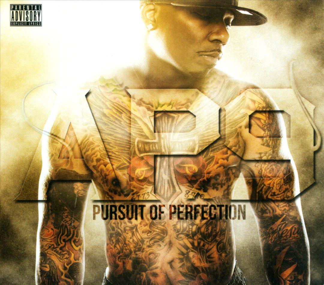 AP.9 - Pursuit Of Perfection (Front)