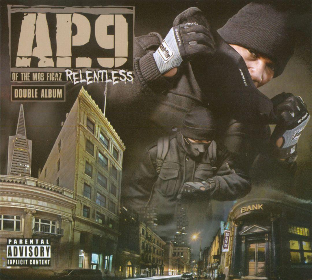 AP.9 - Relentless (Front)