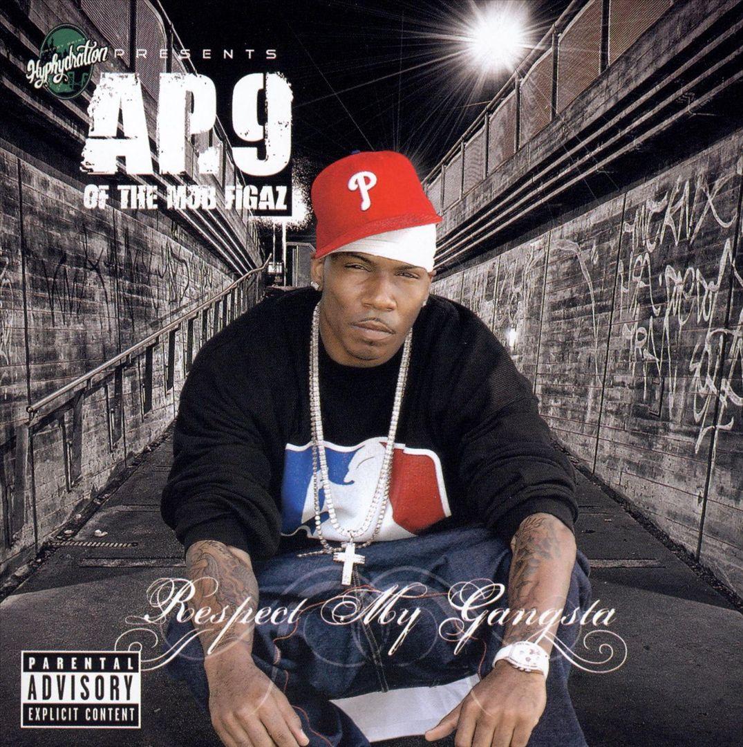 AP.9 - Respect My Gangsta (Front)