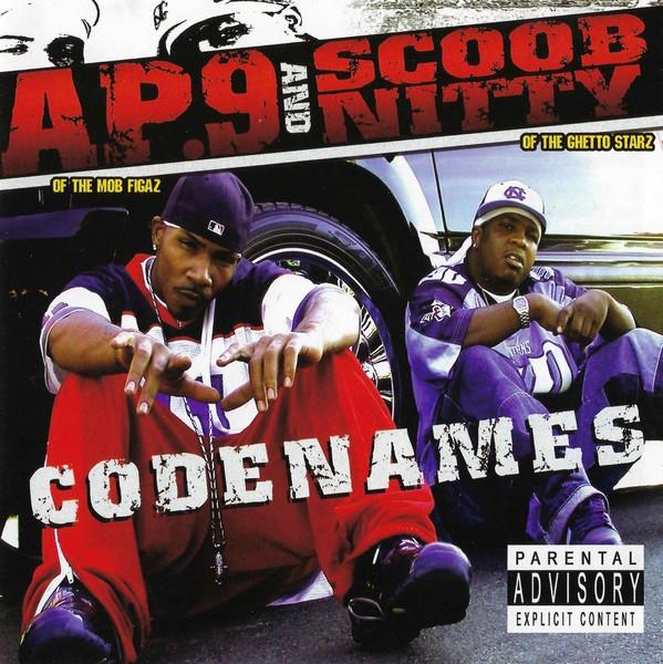 AP.9 & Scoob Nitty - Codenames (Front)