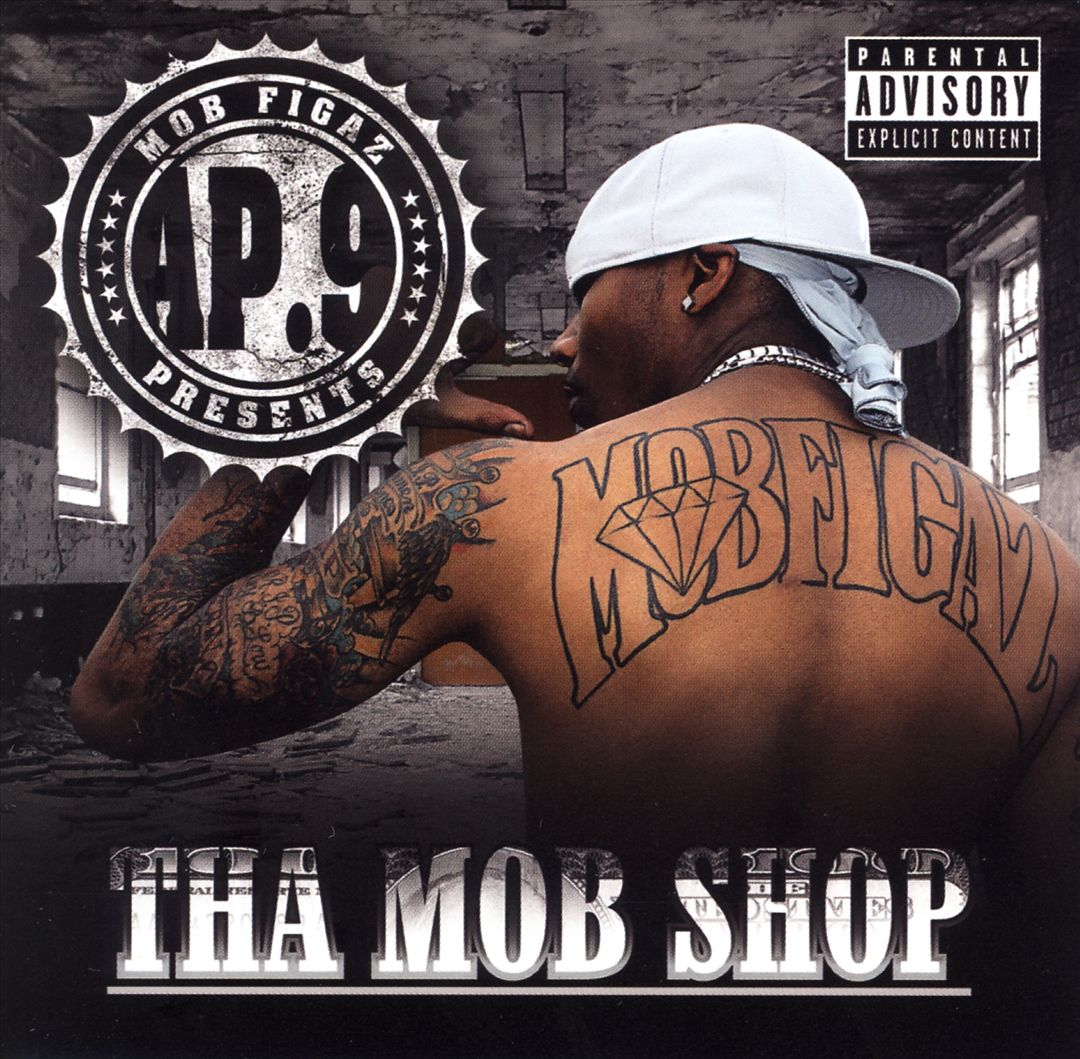 AP.9 - The Mob Shop (Front)