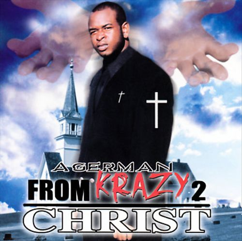 Agerman - From Krazy 2 Christ (Front)