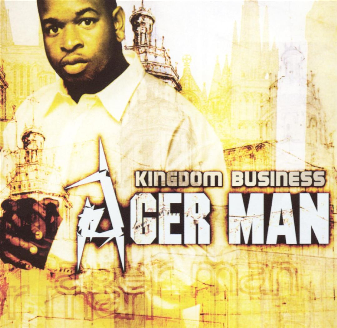 Agerman - Kingdom Business (Front)