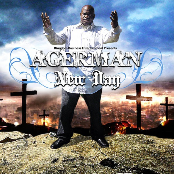 Agerman - New Day