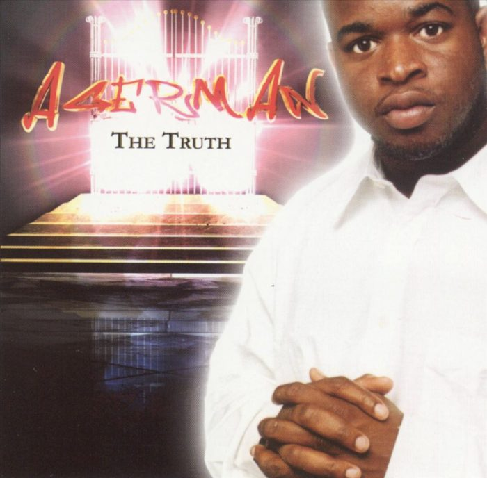 Agerman - The Truth (Front)