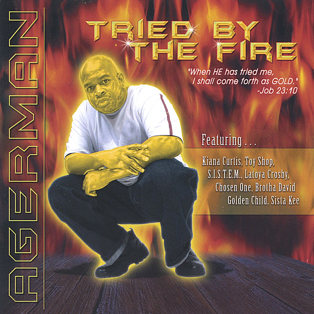 Agerman - Tried By The Fire