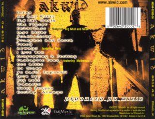 Akwid - 2002 A.D. (Back)