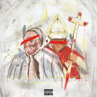 Al-Doe & Spanish Ran - The White Tape