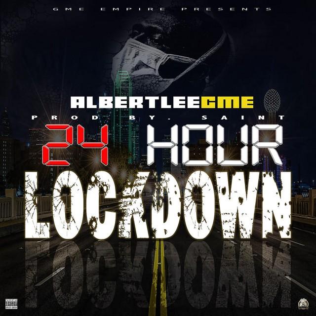 AlbertLeegme - 24 Hour Lockdown