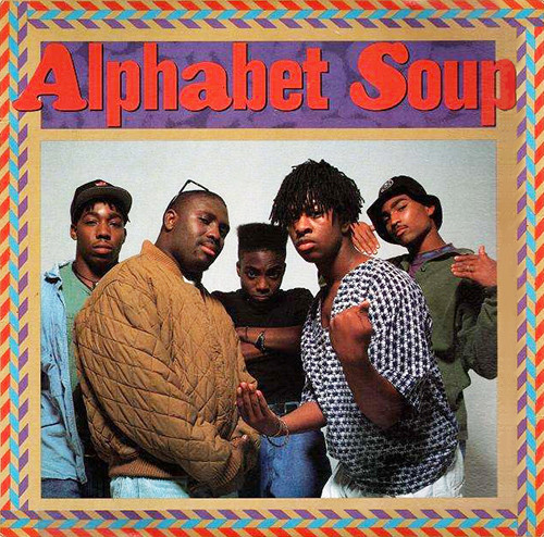 Alphabet Soup - Sunny Day In Harlem