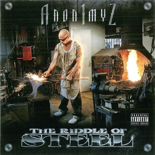 Anon1myZ - The Riddle Of Steel