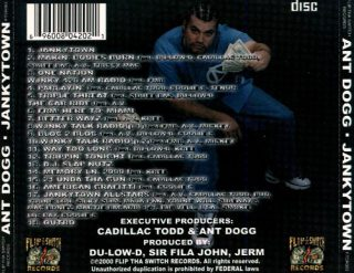 Ant Dogg Jankytown 2