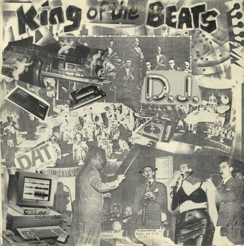 Automator - King Of The Beats (Front)