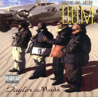 B.O.M. Ballers Ona Mission Taylor Made