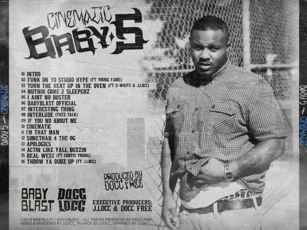 Baby S - Cinematic (Back)