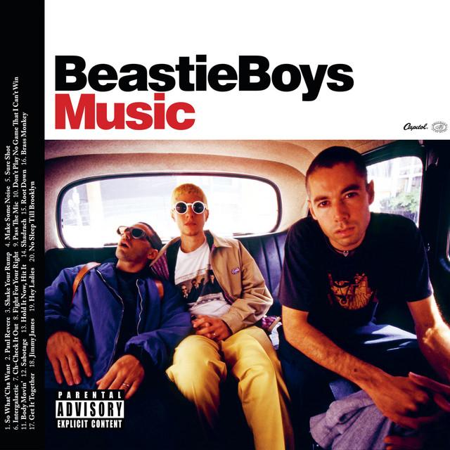 Beastie Boys - Beastie Boys Music