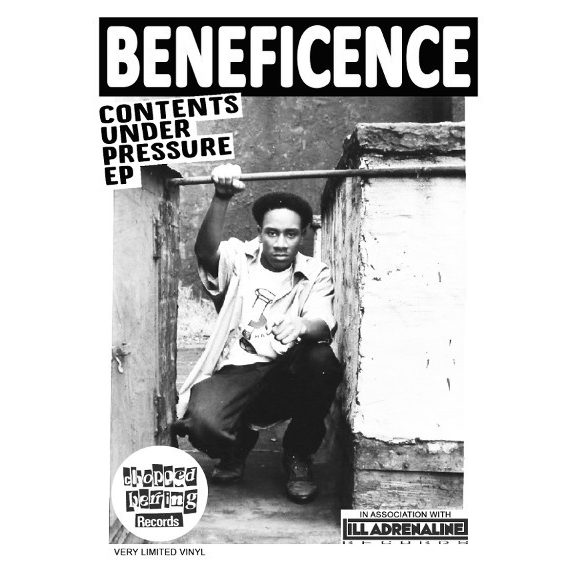 Beneficence - Contents Under Pressure EP (Outlay)