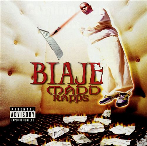 Biaje - Madd Rapps (Front)
