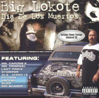 Big Lokote - Dia De Los Muertos (Front)