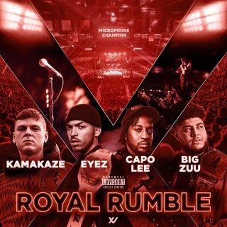 Big Zuu, Kamakaze, Eyez & Capo Lee - Royal Rumble