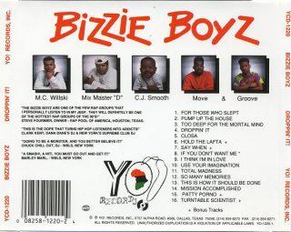 Bizzie Boyz - Droppin' It (Back)