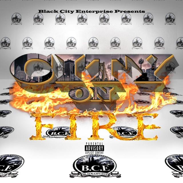 Black City - City On Fire