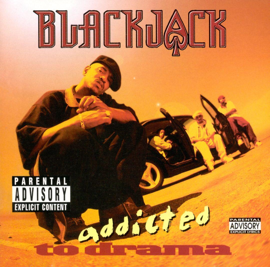 Blackjack Addicted To Drama Front