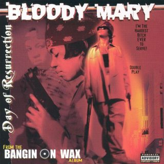 Bloody Mary - Day Of Resurrection (Front)