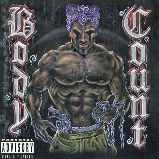 Body Count - Body Count (Front)