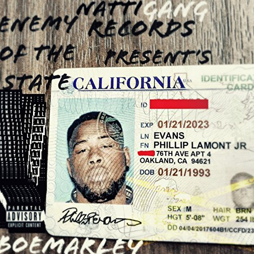 BoeMarley - Enemy Of The State