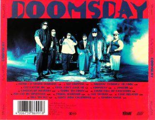 Boo Yaa T.R.I.B.E. Doomsday Back