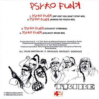 Boo Yaa T.R.I.B.E. Psyko Funk Back