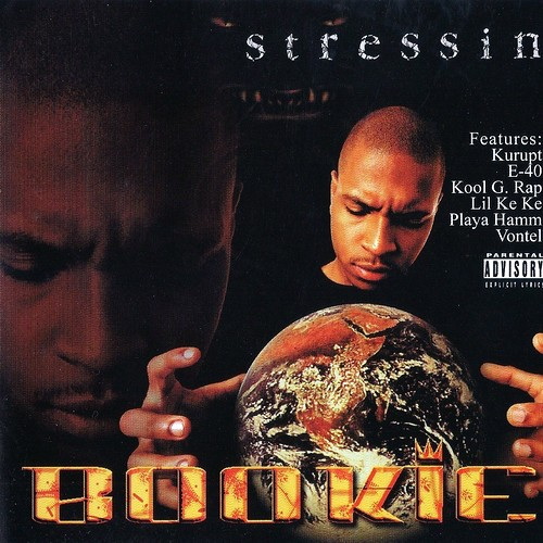 Bookie - Stressin (Front)