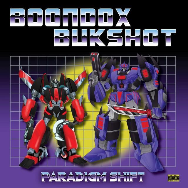 Boondox & Bukshot - Paradigm Shift