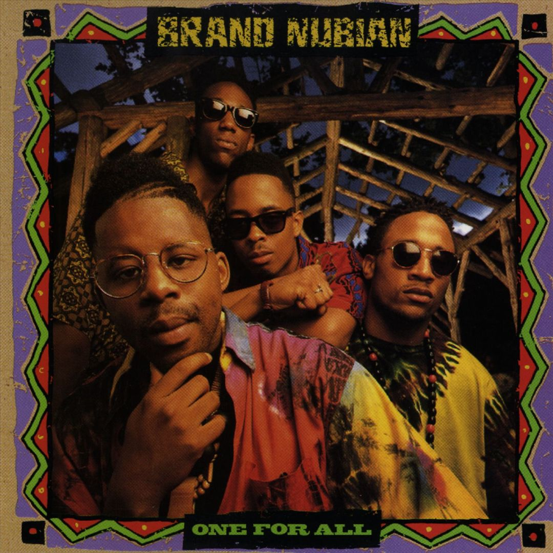 Brand Nubian - One For All (Front)