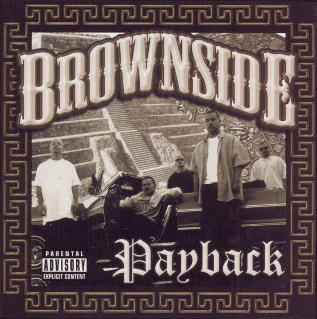 Brownside - Payback (Front)