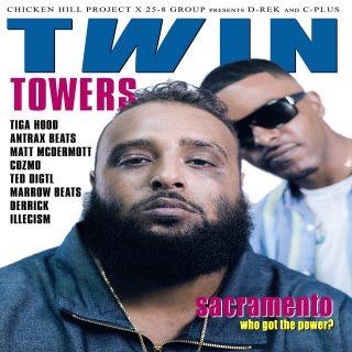 C Plus & D-Rek - Twin Towers