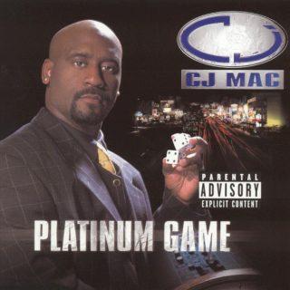CJ Mac - Platinum Game (Front)