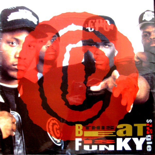 CPO - This Beat Is Funky (Front)