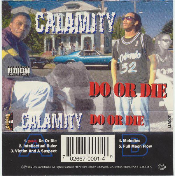 Calamity - Do Or Die