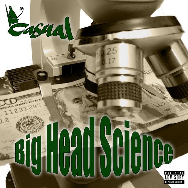 Casual - Big Head Science